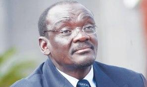 Home Affairs Minister Kembo Mohadi