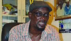 Dynamos chairperson Kenny Mubaiwa