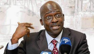 SA Home Affairs Minister Malusi Gigaba