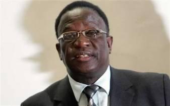 Minister Mnangagwa