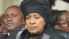 Mrs Madikizela-Mandela grew apart from Nelson Mandela during his many years in prison