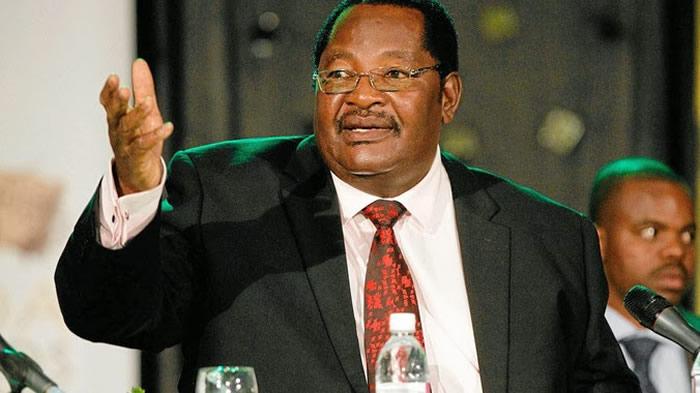 Home Affairs Minister Obert Mpofu