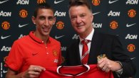 Angel Di Maria: Man Utd pay British record £59.7m for winger