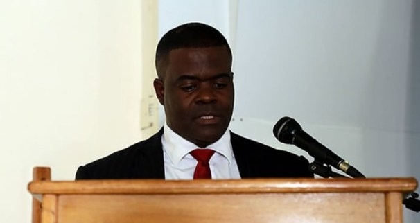 Deputy Minister of Justice, Legal and Parliamentary Affairs, Fortune Chasi