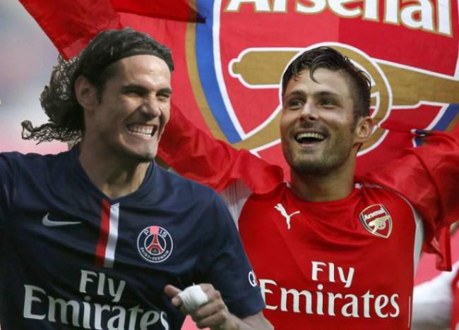 Arsenal PSG en streaming gratuit Arsenal Paris stream