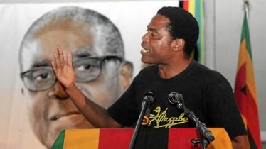 War Vets leader Jabulani Sibanda