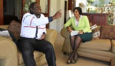 Keeping up with the Tsvangirai's