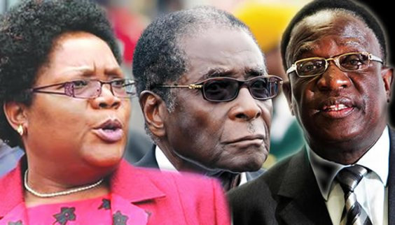 Succession Race: Mujuru battles it out with Mnangagwa