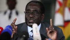 Party leaders anger President Mugabe