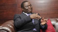 MDC President Morgan Tsvangirai