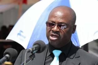 Turnall board chairman Herbert Nkala