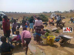 Mabvuku Water Situation (Nehanda Citizen Reporter)