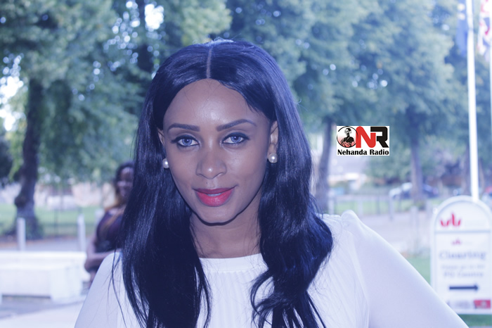 Leading lady Memory Savanhu