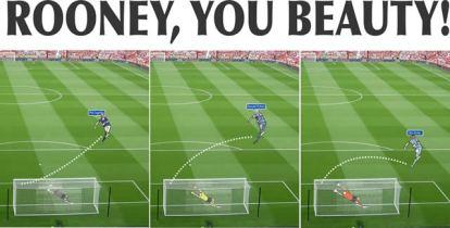 """Ronald """"Rooney"""" Chitiyo's moment of magic"""