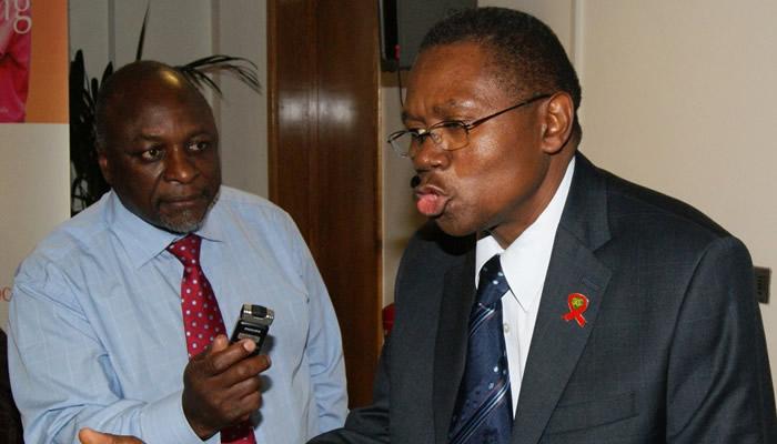 Dr Simba Makoni