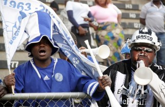Dynamos and Highlanders have the most passionate and loyal fans in domestic football and their intense rivalry has become a subject of academic studies