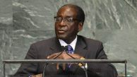 Mugabe at the UN