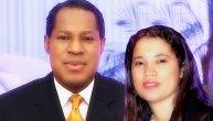 Pastor Chris and wife Anita