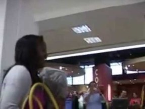 Zimbabwean man surprises wife at Heathrow Airport