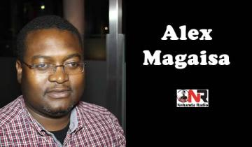 Dr Alex Magaisa