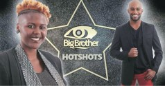 Butterfly (left) and JJ from Zimbabwe face stiff competition in season nine of Big Brother Africa.