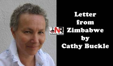 Letter from Zimbabwe by Cathy Buckle