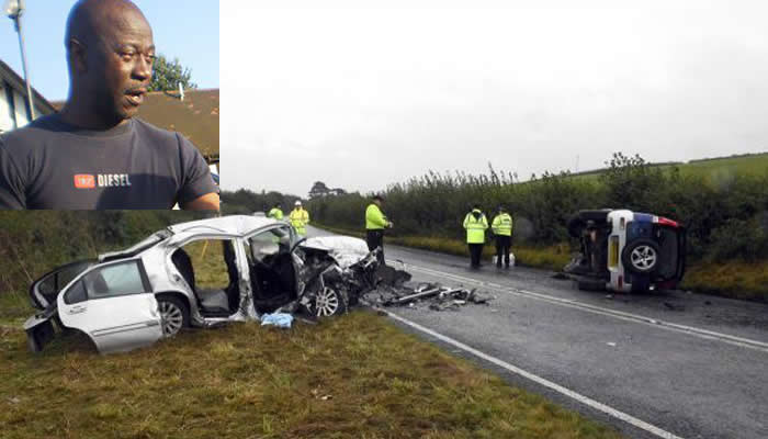 Zimbabwean Man Dies In Uk Car Crash Nehanda Radio