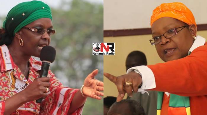 Grace Mugabe vs Joice Mujuru