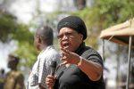 Former Vice-President Joice Mujuru