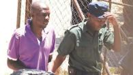 Mthulisi Maphosa arrives in court