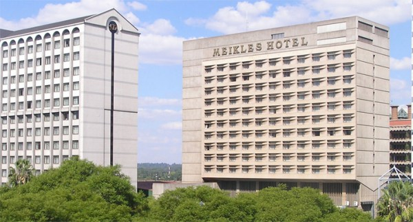 Meikles Hotel in Harare