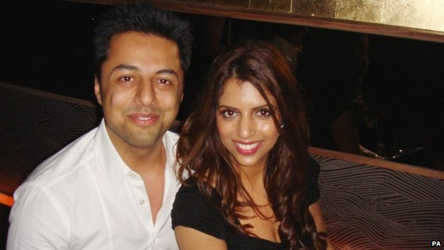 Shrien and Anni Dewani were on honeymoon in Cape Town in November 2010 when she was killed
