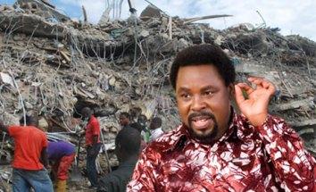 TB Joshua accuses commentators of 'killing Nigeria'