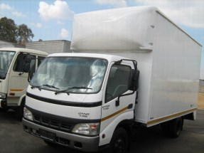 File picture of a Toyota Dyna truck