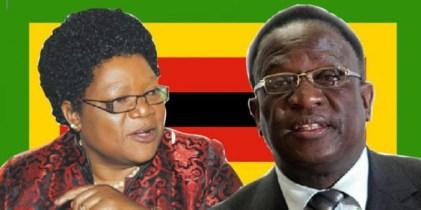 Joice Mujuru vs Emmerson Mnangagwa