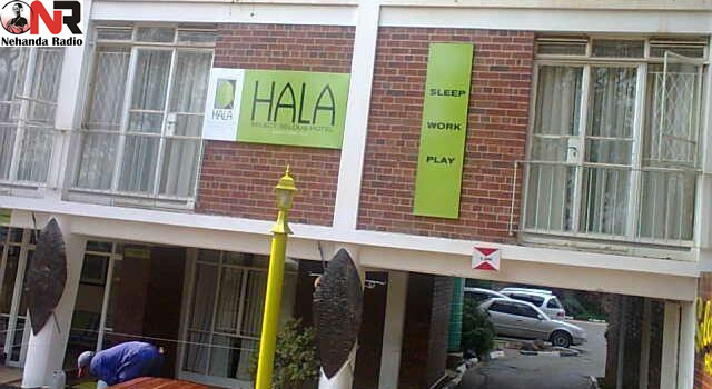 Selous Hotel in Harare (Picture by Nehanda Citizen Reporter)