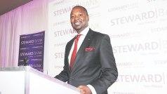 Steward Bank chief executive Kwanele Ngwenya