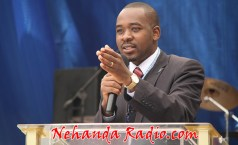 What they said about Nelson Chamisa