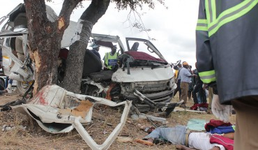 Six perish in Chipinge car crash