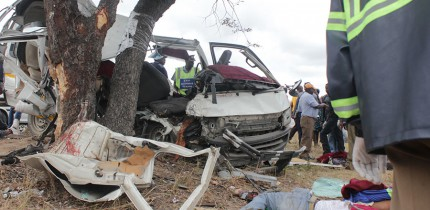 Six perish in Chipinge car crash