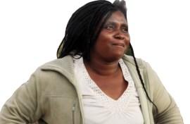 The mother: Theresa Makoni