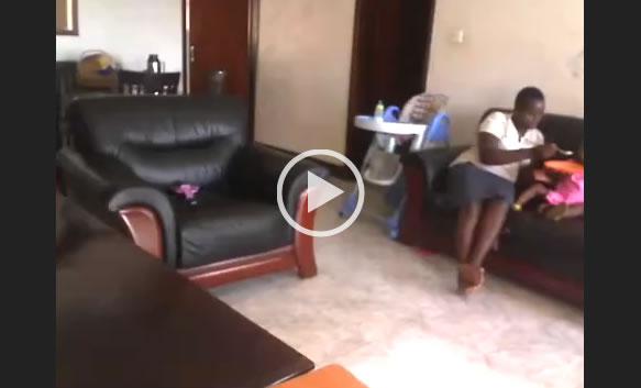 Uganda maid tortures toddler