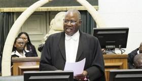 Former Clerk of Parliament Austin Zvoma