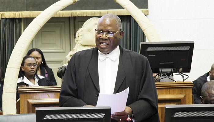 Mugabe fires Clerk of Parliament Austin Zvoma