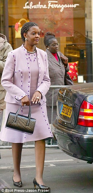 Is 39 Gucci 39 Grace Mugabe About To Be The World 39 S First