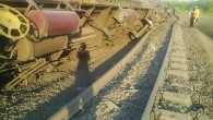Goods train derails near Victoria Falls
