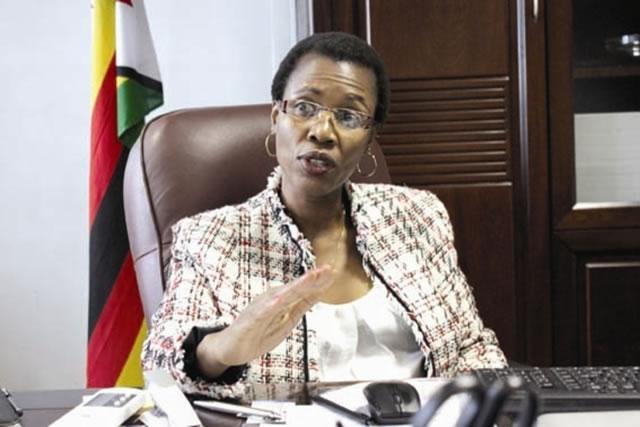 Gloria Magombo, Zimbabwe Energy Regulatory Authority (Zera) chief executive