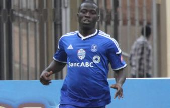 GONE WITH THE WIND . . . Themba Ndlovu has dumped Dynamos to join Harare City