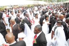 Makandiwa in trouble over mass wedding