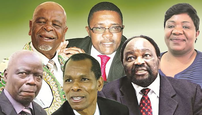 More Zanu PF bigwigs defy congress ban